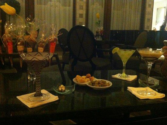 Four Seasons Hotel Gresham Palace: Bar