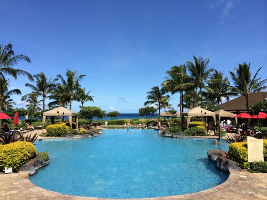 Honua Kai Resort & Spa : Pool by Duke's
