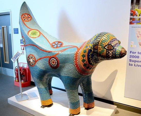 Museum of Liverpool: Lambanana