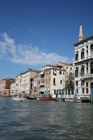 DiscoveringVenice -  Walking Tours : Venice from the water