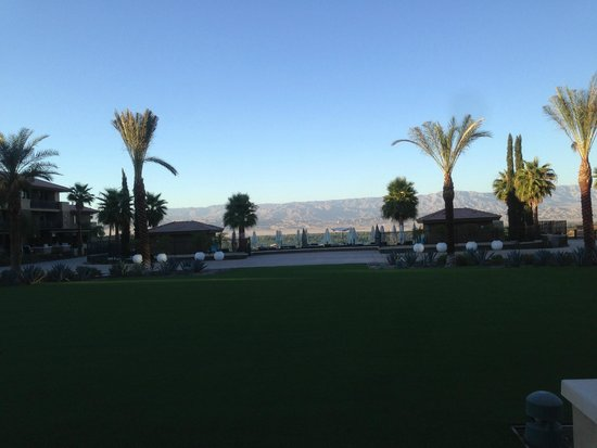 The Ritz-Carlton, Rancho Mirage : View from Terrace