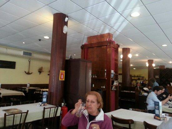 Bar do Victor - Sao Lourenco: Almoco com a ma