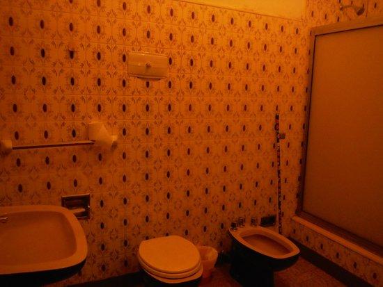 Hotel Munay : baño