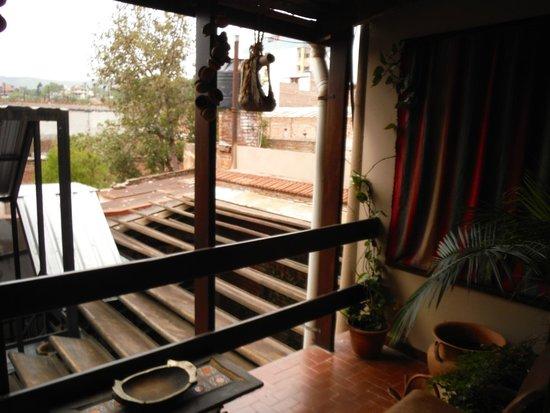 Hotel Munay : área