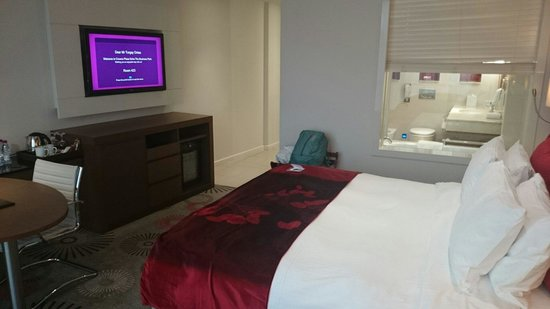 Crowne Plaza Doha - The Business Park: Room