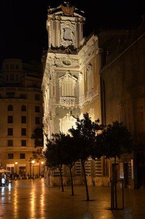 Petit Palace Plaza de la Reina: Uitzicht