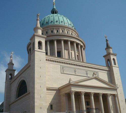 Nikolaikirche: Main view