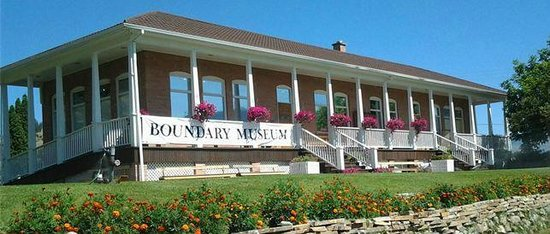 The Boundary Museum & Interpretive Centre in Grand Forks, BC.