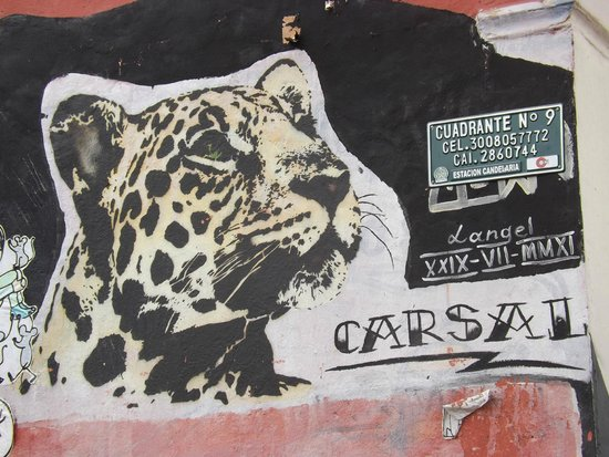 Bogota Graffiti Tour: Bogotá Graffitti Tour