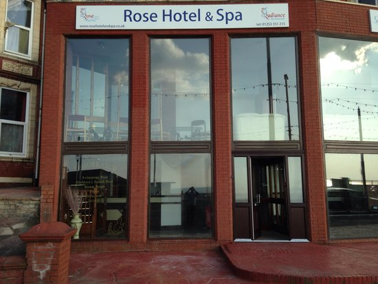 Rose Hotel and Spa: Rose hotel