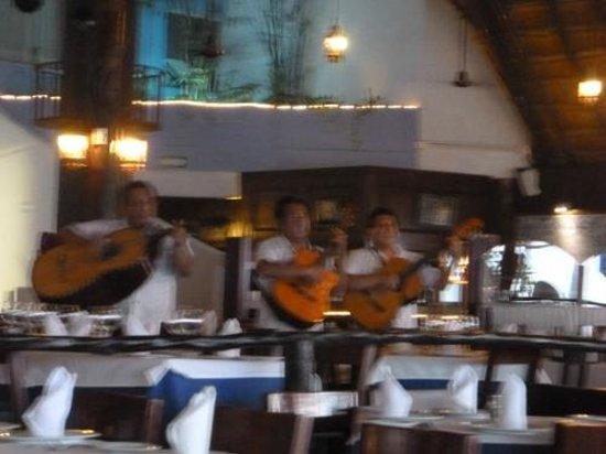 Mocambo Restaurantes: mariatti
