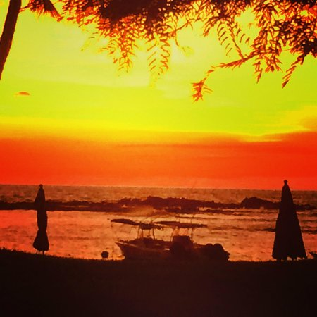The St. Regis Punta Mita Resort: Atardecer en St. Regis Punta Mita