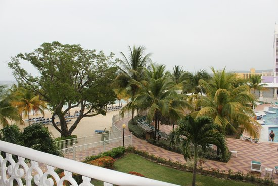 ClubHotel Riu Ocho Rios: Sea view from room