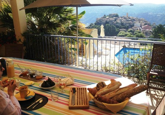 Escale d'Azur : un petit déjeuner de haut niveau