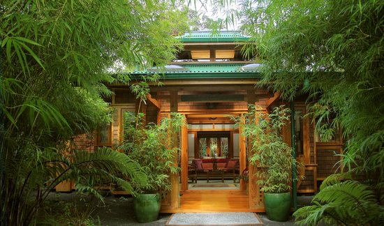 Volcano Rainforest Retreat: Bamboo Guest House