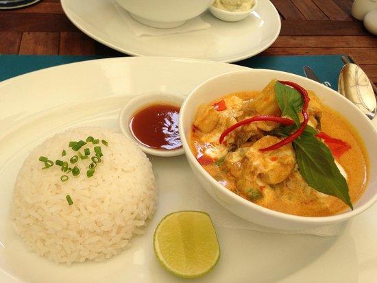 Haven: Khmer chicken curry