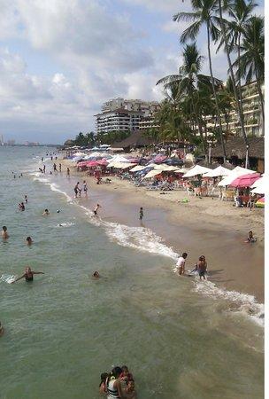 Zona Romantica: Playa