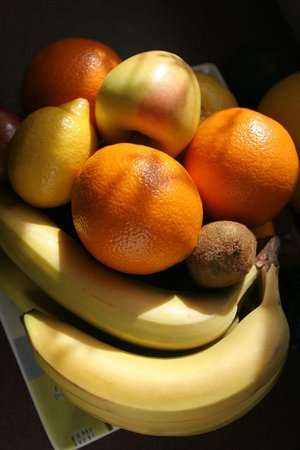 Acacias Bed & Breakfast : Fresh fruits every day - it belongs to our trademark