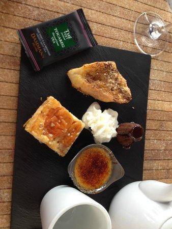 Bodega Chez Gilles: thé gourmand