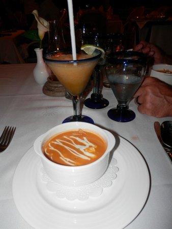 Luxury Bahia Principe Sian Ka'an: Mexican restaurant