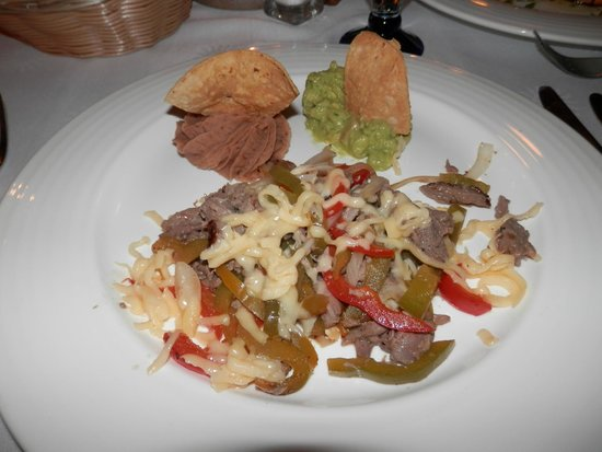 Luxury Bahia Principe Sian Ka'an: oh yes .. the food