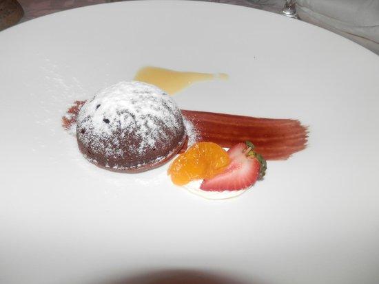 Luxury Bahia Principe Sian Ka'an Don Pablo Collection: delicious deserts!
