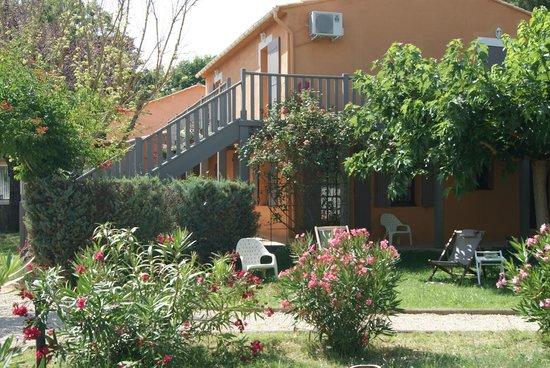 La Petite Auberge du Roussillon : hotel