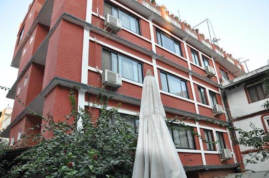 Hotel Encounter Nepal: Отель