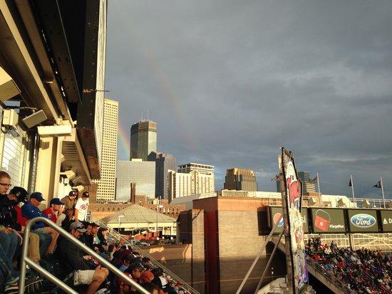 Target Field: Rainbow