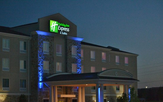 ‪Holiday Inn Express Hotel And Suites St Joseph‬