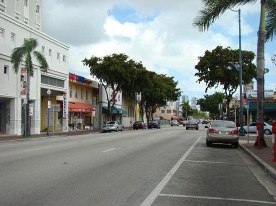 Calles en la Little Havana