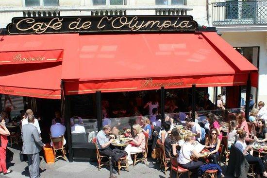 Cafe de l'Olympia