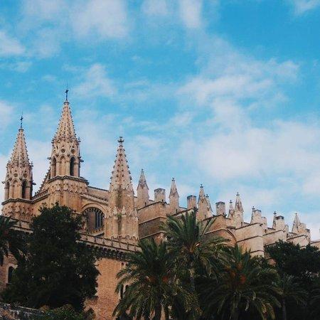 Catedral de Mallorca: .