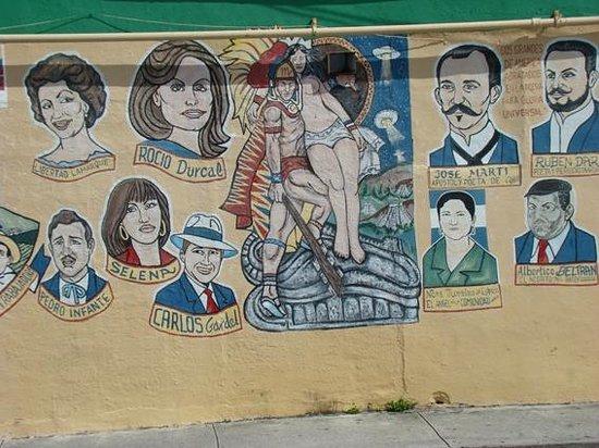 Little Havana : Murales