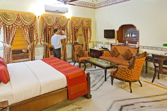 Umaid Bhawan Heritage House Hotel: Room 101