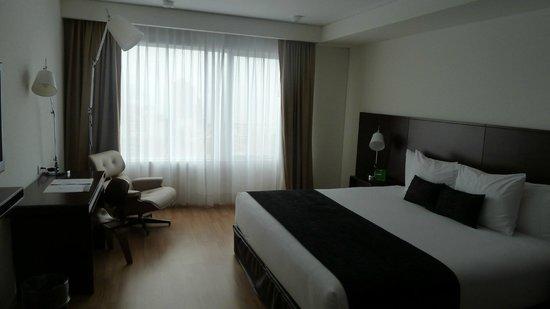Dazzler Lima: habitación