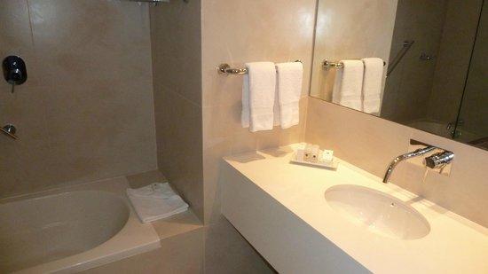 Dazzler Lima: baño