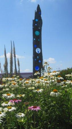 Sussex Prairies Garden: Art work