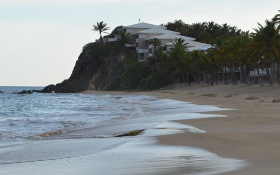 Curtain Bluff Resort Picture Of Saint