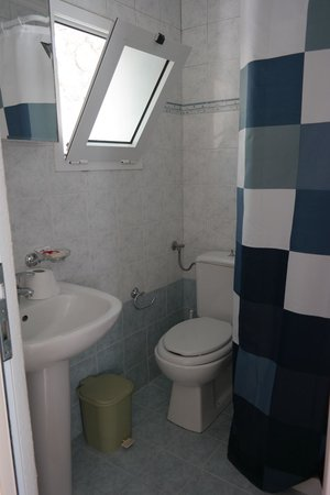 Ammoudara Beach Hotel: bathroom