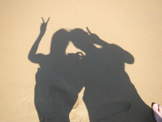 Alba Royal Hotel: песок