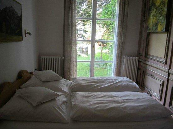 Mein lieber Schwan: bedroom