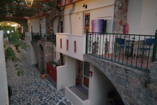 Ammoudara Beach Hotel : hotel