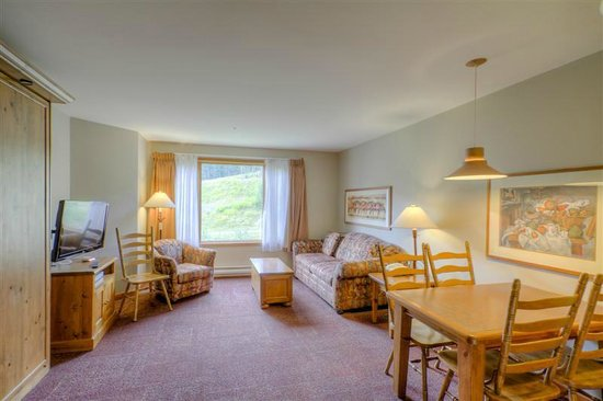 Nancy Greene's Cahilty Hotel & Suites: Studio Efficiency Unit