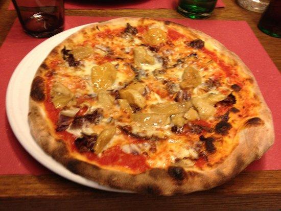 Pizzeria Bella Napoli: Les meilleures pizze que j ai mangé