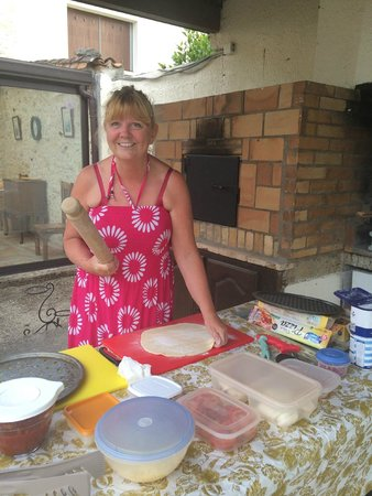 le Grand Chemin De La Vie : Pizza Party Night
