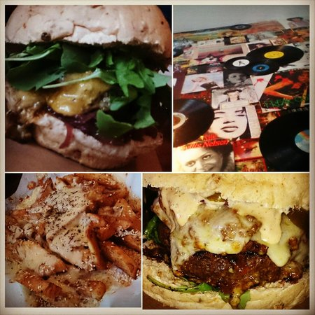 MeatBusters Burger Bar: Amazing food!