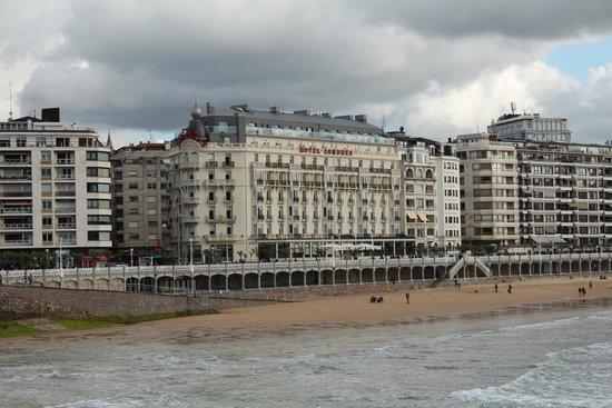 Hotel de Londres y de Inglaterra: The hotel