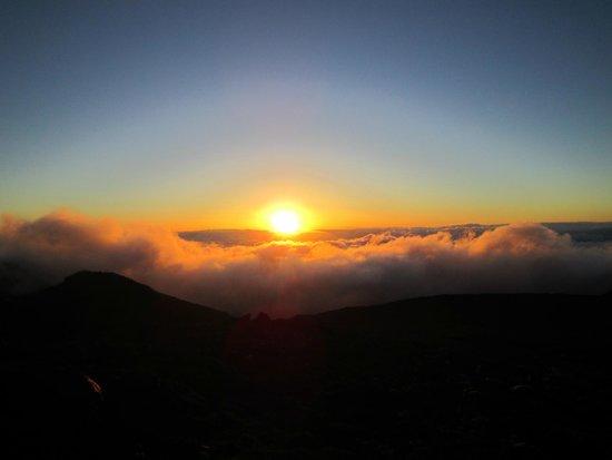 Haleakala National Park: Sunrise