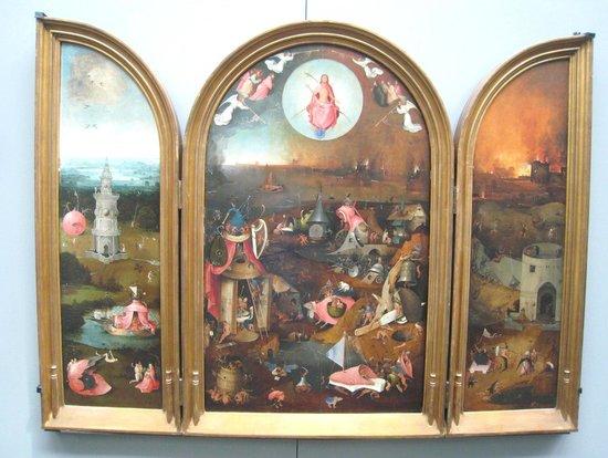 Groeningemuseum : Wonderful Last Judgement